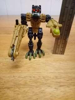 Vintage robot evil 90s