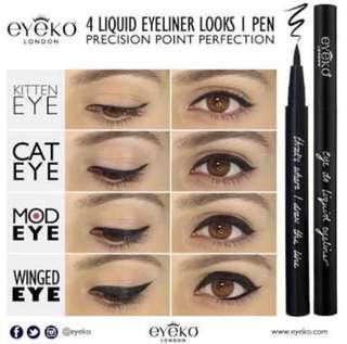Eyeko london liquid eye liner