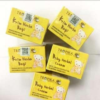 Baby Herbal Tropika Cream