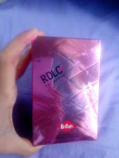Authentic RDLC for women perfume (lee cooper)