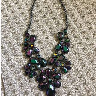 Necklaces never worn like new