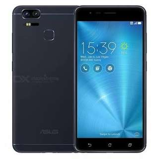 Asus Zenfone Zoom 3 / Zoom S (Bonus 3 pcs tempered glass + casing transparant + casing darth vader)