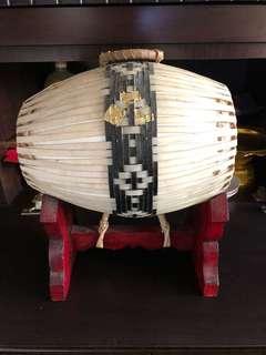 Traditional Thai drum ( Taphon )