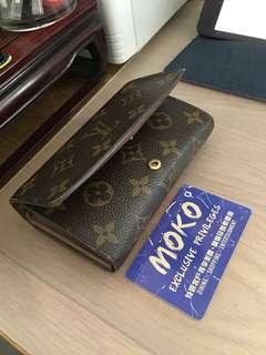 LV Lady Wallet