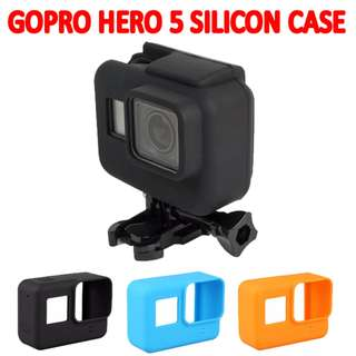 🚚 TGP011 GoPro Hero 5 Silicon Casing Camera Accessories #CarouPay