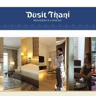 Dusit Thani Residences in Davao City