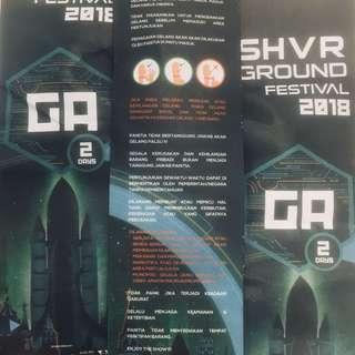 SHVR Festival Ground 2018   SGF 2018