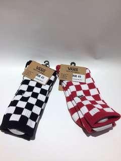 Vans checker socks