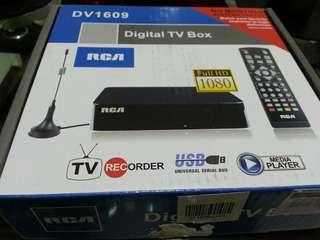 RCA, tvplus, media player, digital tv