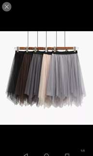 Inc pos layered tulle Tutu Skirt
