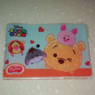 (A) Tsum Tsum Disney Card Holder