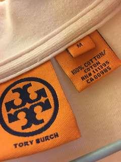 TORY  BURCH品牌淡粉上衣