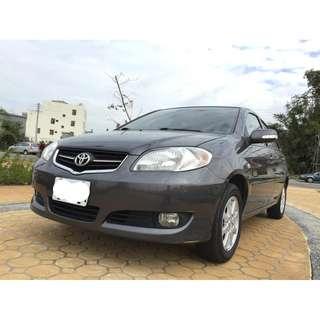 2011年豐田VIOS鐵灰1.5 二手車中古車