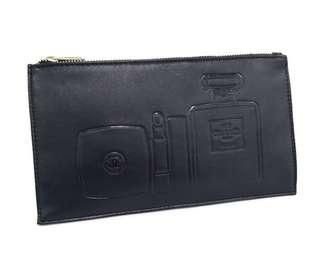 Chanel 化妝袋化妝品手提包單肩包 clutch hand carry bag 唇膏袋