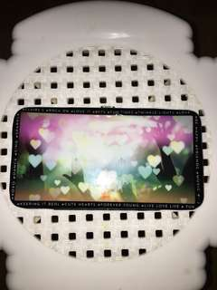 Claire's wallet pouch