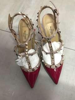 Valentino Rockstud Heels 高跟鞋
