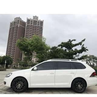 想找旅行式的車子歡迎來找我看GOLF旅行式1.4TSI 月付8千買到好車