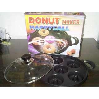 Alat Panggang Donat Cetakan Donat Donut Maker Pan Happycall 6 Lubang