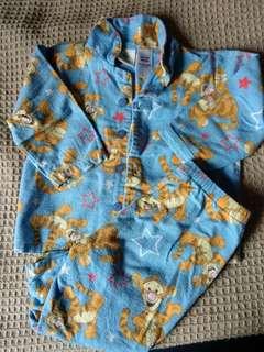 Disney Baby Tigger Flannelette Pajamas