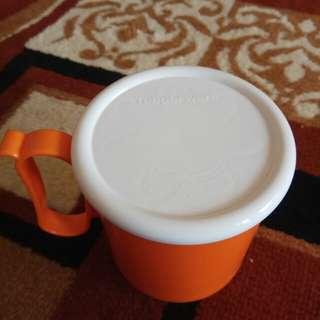 Jumbo mug tupperware