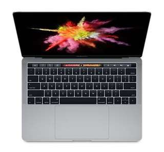 "Brand new MacBook Pro 13"" w TouchBar 512GB (2017)"