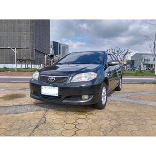 2005年 豐田VIOS 黑色 二手車中古車