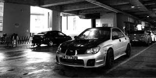 Subaru Impreza ts 1.6 dekit