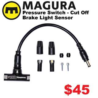 Magura Pressure Switch, Power Cut Off, Brake Light Sensor---------  (Magura MT2 MT4 MT5 MT5e MT6 MT7 MT8 Trail XTR M9020 XT M8020 M8000 M785 SLX M7000 M675 M315 ) DYU