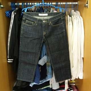 3/4 Skinny Jeans