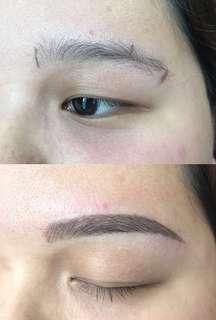 Microblading Eyebrow Promotion 🔥