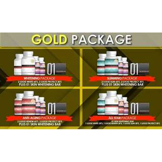 Frontrow Membership Gold Package