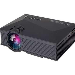 UNIC UC46 Wifi Wi-Fi Portable Mini Projector