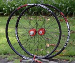 Koozer XM490 72 engagements Chris King Wheelset