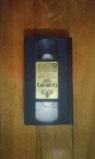 Casablanca 50th Anniversary Edition VHS