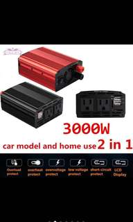 Car power converter