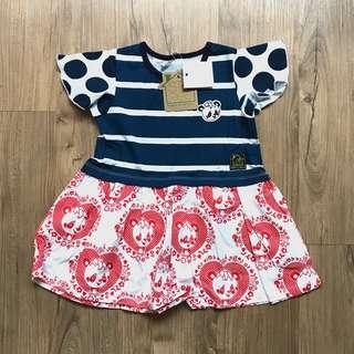 BNWT Japanese Girl Dress