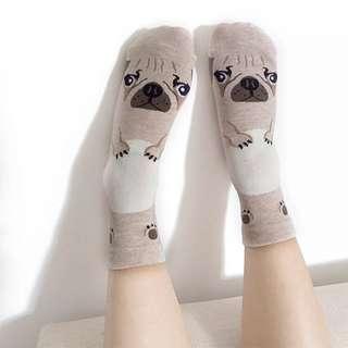 Pug Socks Brand New