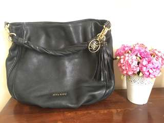 Authentic nina ricci paris hobo bag medium to large size