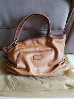 Aigner original leather brown