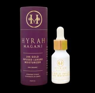 Hyrah Magani 24k Gold Infused Luxure Moisturizer