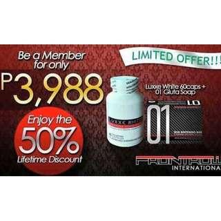 Frontrow Membership Bronze Package