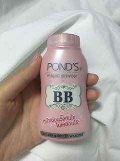 PONDS MAGIC POWDER 100% Original produk Thailand