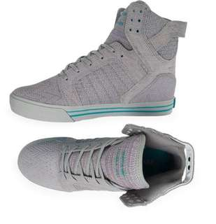 SUPRA Shoes SKYTOP LT Grey Limited  Edition