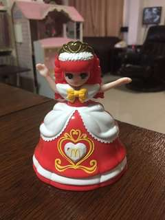 Licca Chan Happy Meal toy