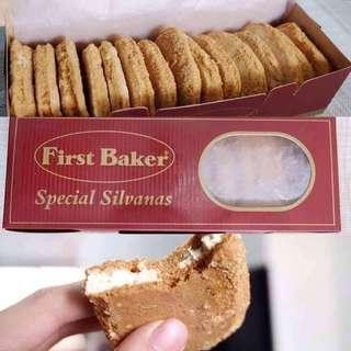 First Baker Silvanas Fresh from Nueva Ecija