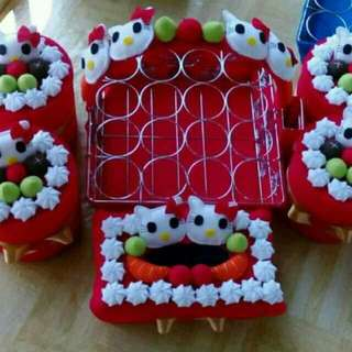 Set Toples Karakter