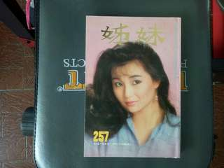 (#1)  Vintage HK Magazine 1980's