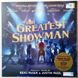 The Greatest Showman Imported LP Vinyl