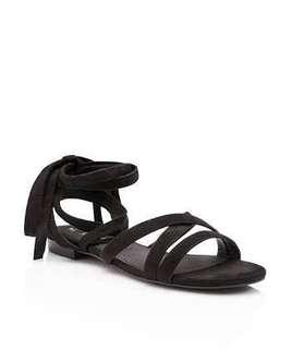 Samson Strappy Wrap Sandals
