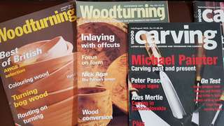 Woodturning and Carving Projects Magazines